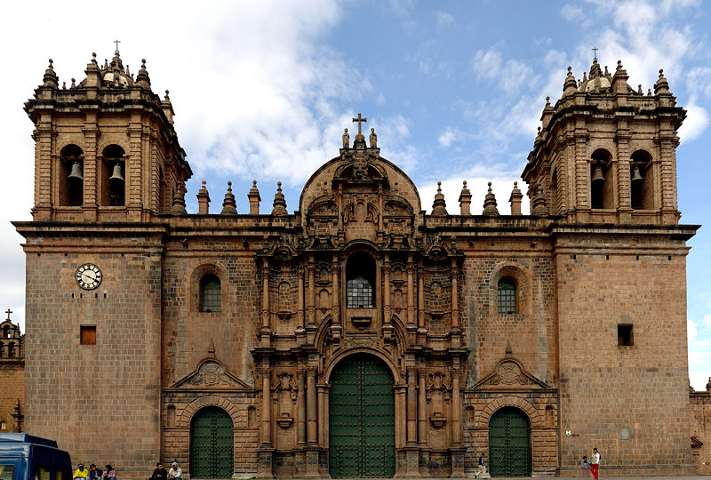 La catedral de Cusco
